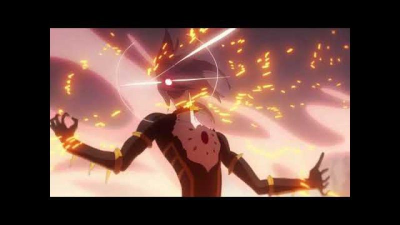Fate/Apocrypha Ep 22 - Sieg VS Karna - part 2