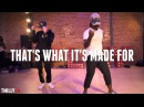 @USHER - That's What it's Made For - Choreography by @Willdabeast__ TMillyTV