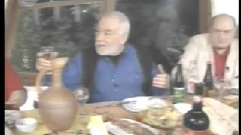 Gio Khutsishvili, Jansug Charkviani Lasha Glontis Groups in Georgian Show Alaverdi - Part 2