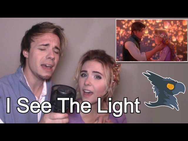 VOICE IMPRESSIONS (I See The Light) - Black Gryph0n Zanna