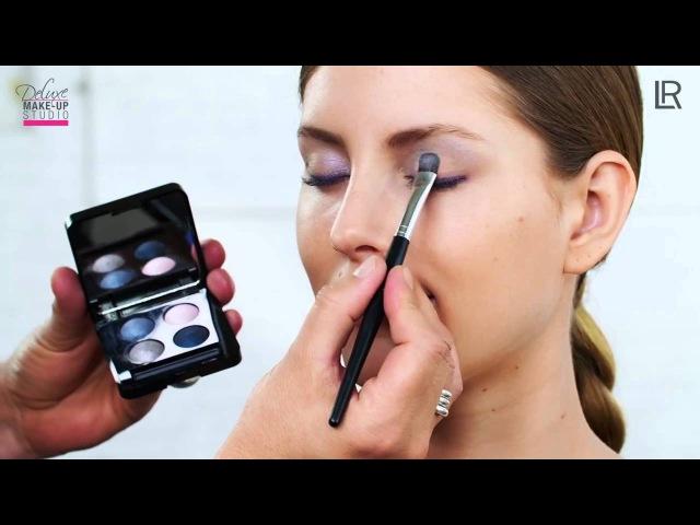 Уроки макияжа от LR (3) - Современный Смоки Айс