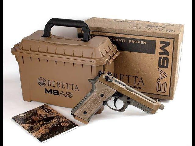 Беретта М9А3 - модернизация и обвес... ★СтволЪ☆ (vk.com/stvol_kazan) - группа, посвящённая огнестрельному оружию.