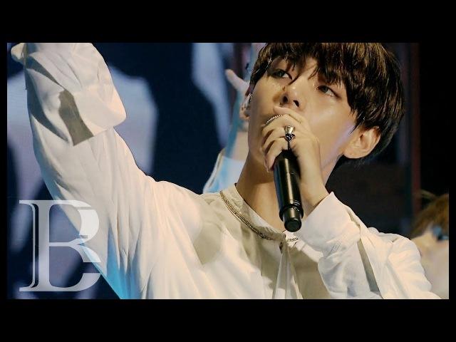 방탄소년단 BTS tomorrow 무대 교차편집 좌우음성 LR stage mix use headphones