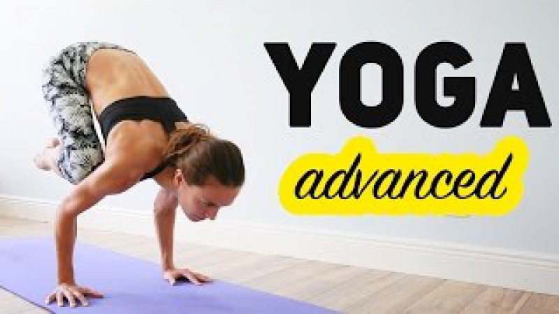 INTERMEDIATE 1-HOUR VINYASA YOGA FLOW - Full Body Workout - Lengthen Strengthen
