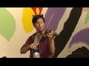 When You Ask Santa for Epic Violin Skills. Jingle Bells x Paganini Caprice 24!