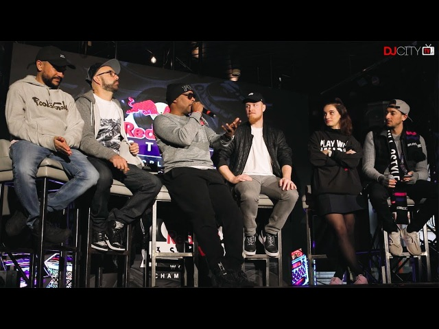 Is Sync the End of DJing DJ Jazzy Jeff Answers at Red Bull 3Style VIII