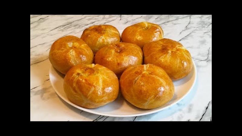 Кныши с Картофелем Слоистые Пирожки Knish Очень Простой Рецепт