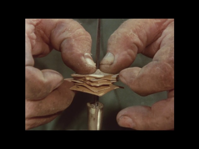 Traditional Crafts of Finland - Episode 1 - Puukko Knife Making