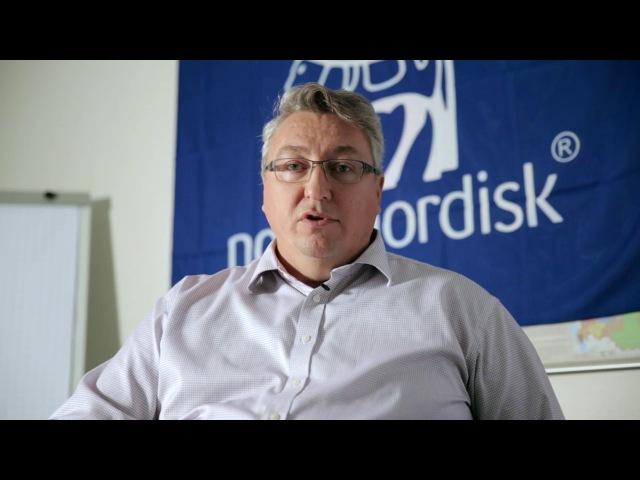 Отзыв Влад Утенин Novo Nordisk On Air