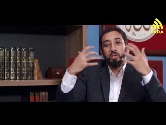 Нуман Али Хан озвучка Изумленный Кораном Четыре вида невежества джахилия