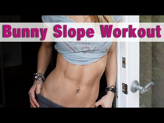 Bunny Slope Workout 19