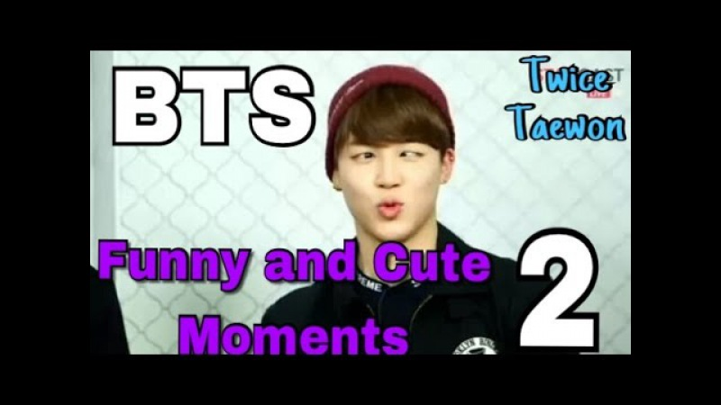 BTS Funny and Cute Moments 2