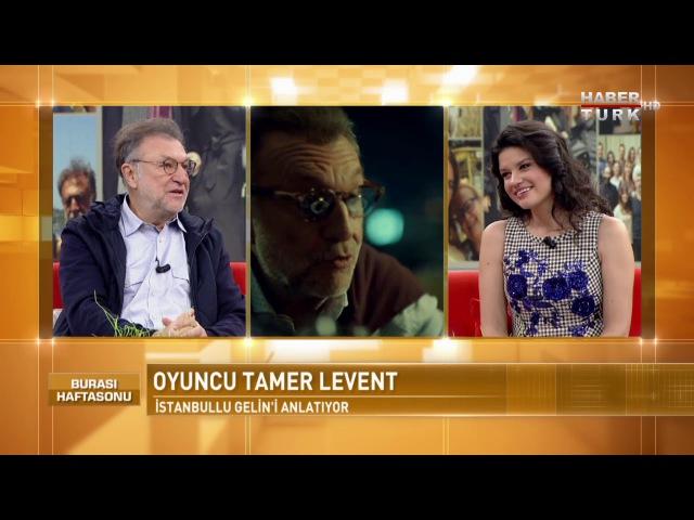 Burası Haftasonu 10 Şubat 2018 Oyuncu Tamer Levent ve Yazar Dr Gülseren Budayıcıoğlu