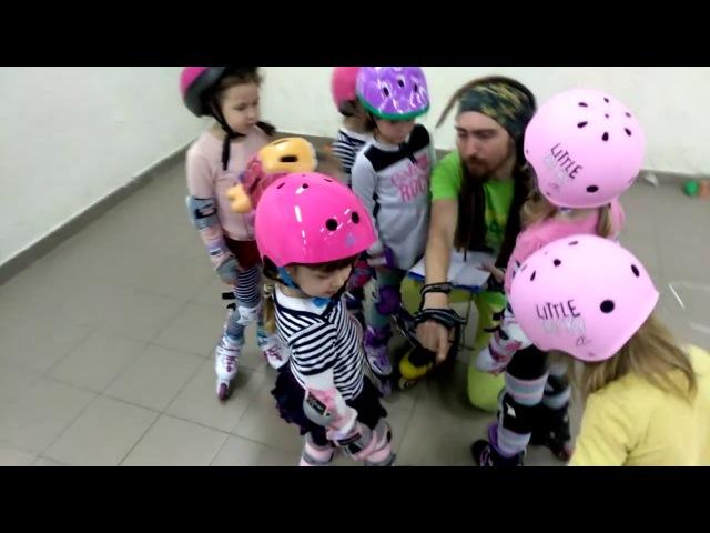 Девчачий скейткросс 7 марта