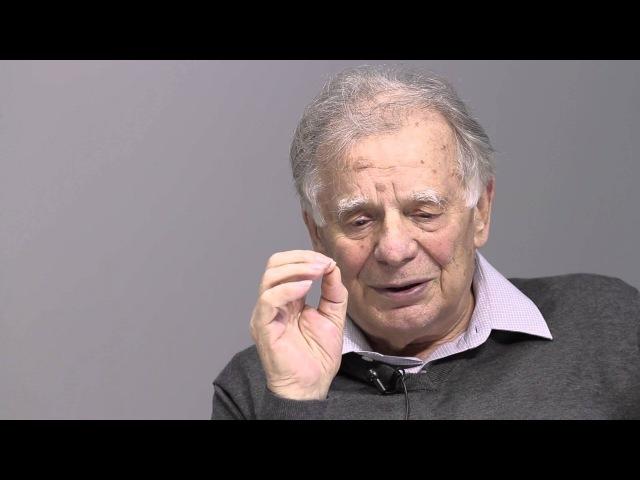 Интервью с лауреатом Нобелевской премии по физике Жоресом Алфёровым