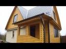 Реконструкция дома. Замена фундамента, реконструкция кровли и террасы.