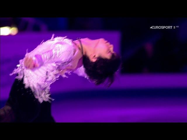 Yuzuru Hanyu 2017 Rostelecom Cup EX B.ESP