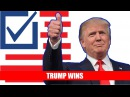 Donald Trump Elected 45th President of the United States