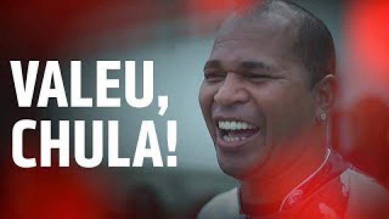 DESCUBRA! FESTA DE ÍDOLOS NA DESPEDIDA DE ALOISIO CHULAPA | SPFCTV