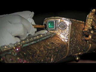Sultan 1. MAHMUD'un Amerikaya kaçırılan tüfeği.. muhteşem.. --ottoman sultan 1.mahmud's rifle--
