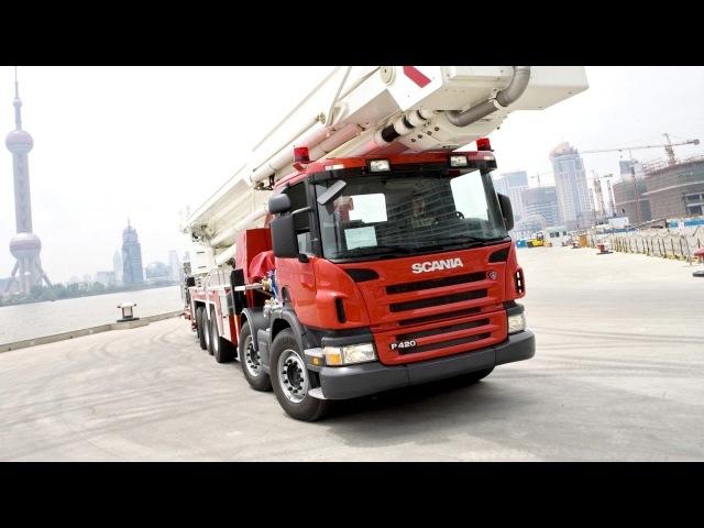 Scania P420 104 Bronto Skylift Typ F90 HLA 2004 10