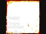 DeeJay Throw Sardinian Mouflon Promo