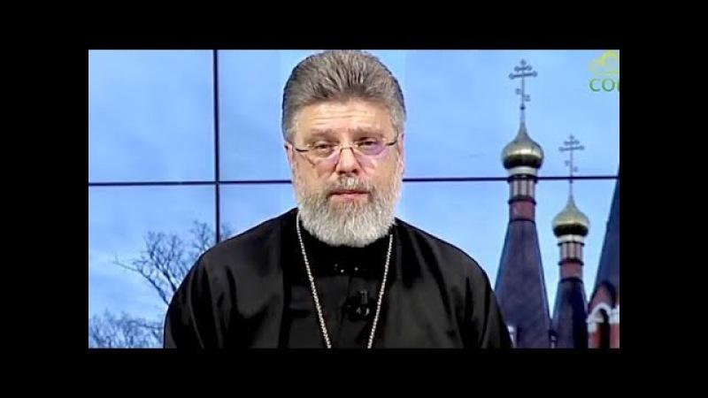 Если Бог в Душе, зачем Церковь? Посредник в виде Священника 27 10 2017 Григорий Григо ...