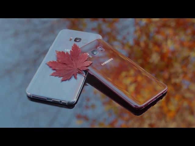 갤럭시 S8 _ TV광고 _ S8과 처음 만나는 가을