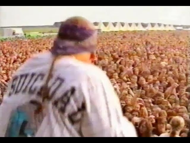 Dynamo Open Air - Eindhoven 29.-30.05.1993 (TV) Festival Report Headbangers Ball