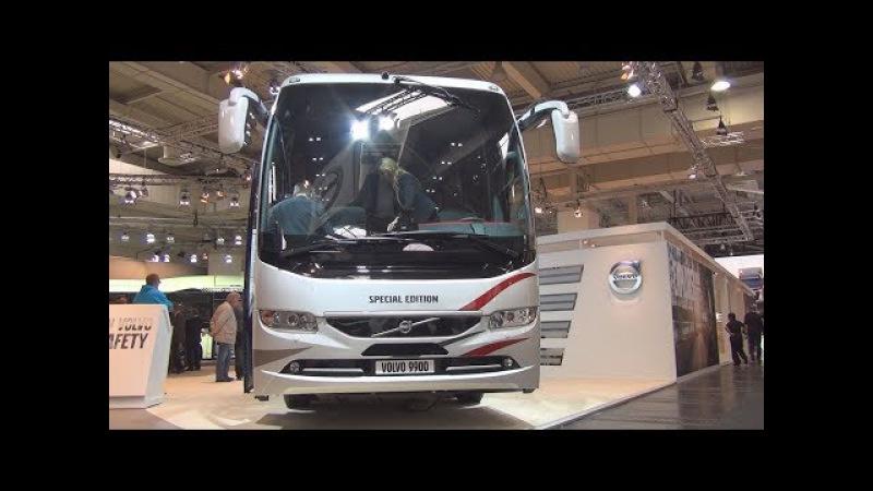 Volvo 9900 Special Edition Bus Exterior and Interior