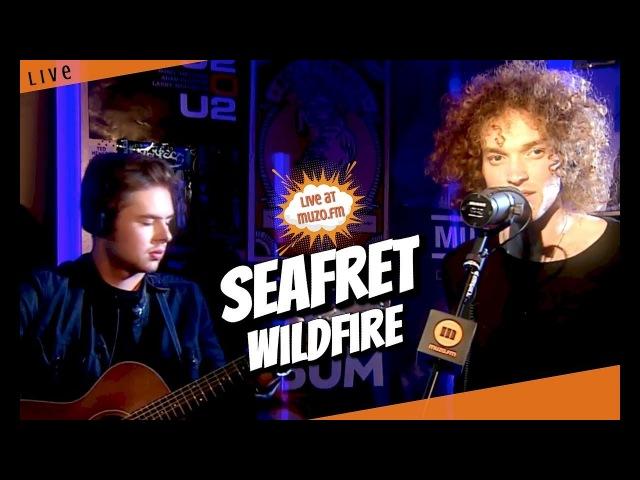 Seafret - Wildfire (Live at MUZO.FM)