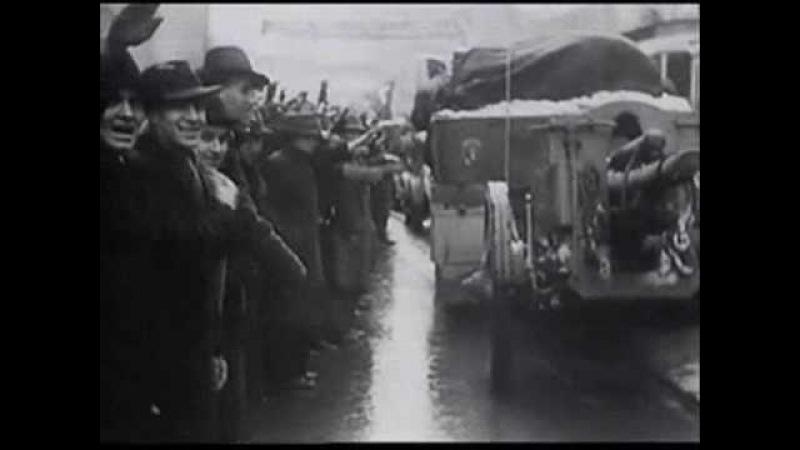 Vznik Protektorátu Čechy a Morava (15. březen 1939)