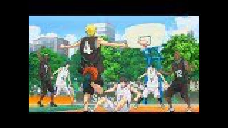 Kuroko No Basket: Last Game「 AMV 」- Alone Together