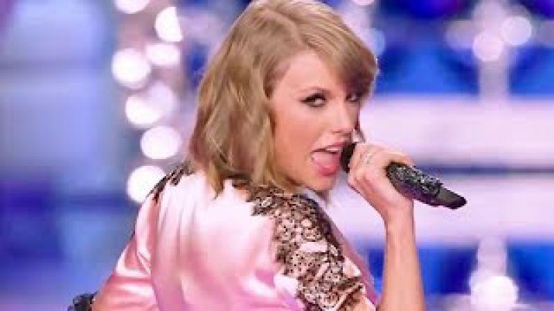 Taylor Swift - Blank Space (Victoria's Secret Fashion Show) HD 2014