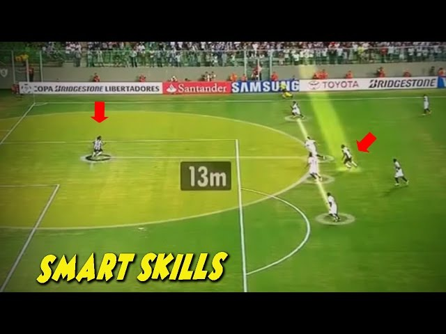 Smart Intelligent Plays in Football   Smart Skills - Brain Over Physique