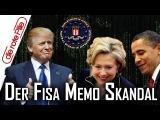 Der Fisa Memo Skandal - Watergate