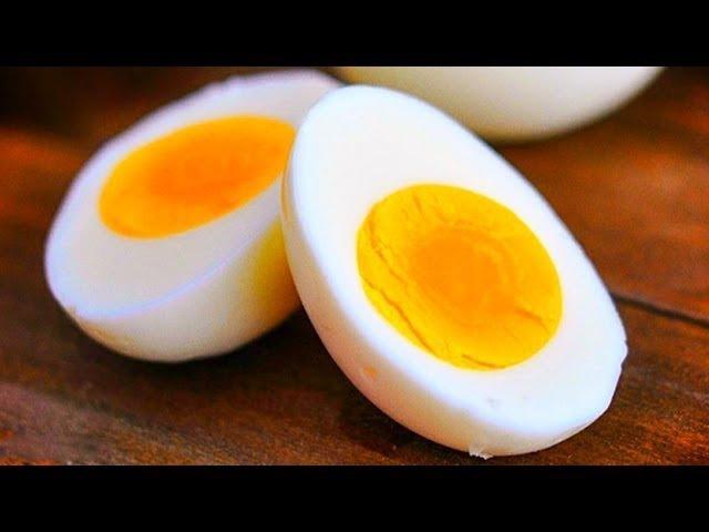 Le Régime à Base D'œufs Durs : Perds 10 Kilos en 2 Semaines !