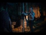 Видео к фильму «Техасская резня бензопилой: Кожаное лицо» (2017): Трейлер (дублированный)