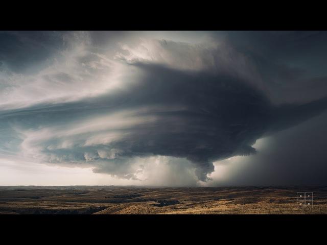 8K South Dakota Supercell