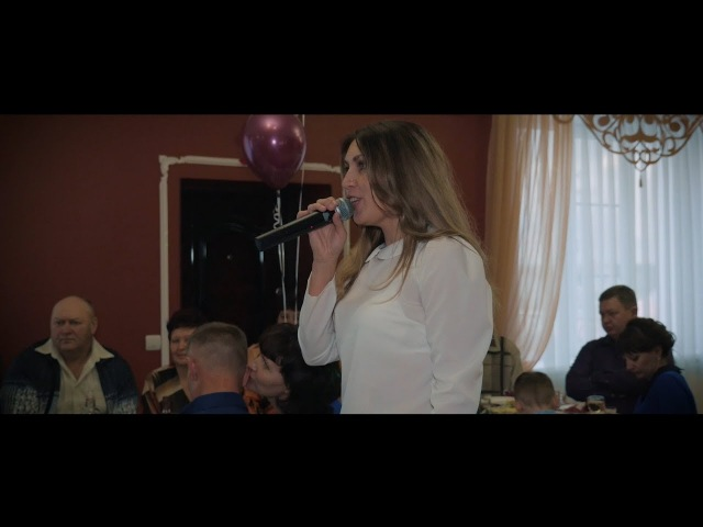 Ведущая свадеб Ирина Базильер