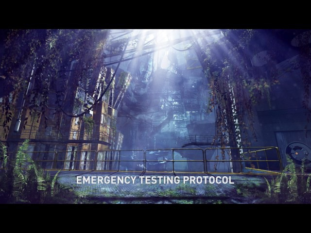 Emergency Testing Protocol Portal 2 Styled Song