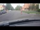Голый торч на улицах Нижнего Новгорода.