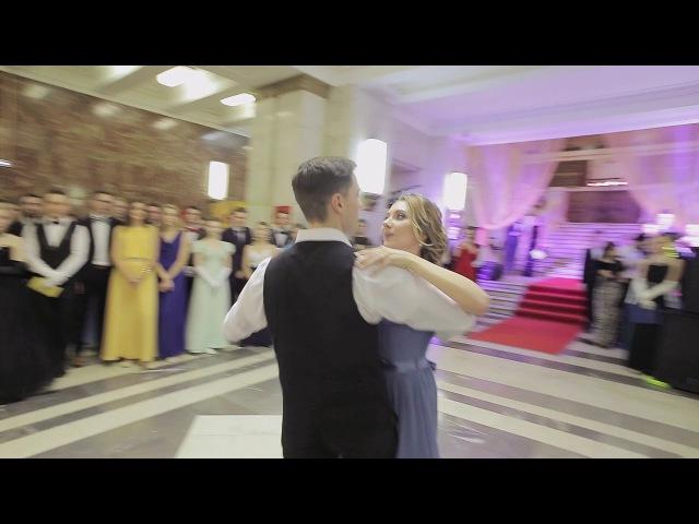 Конкурс Короля и Королевы Осеннего бала МГУ 2017 2 место
