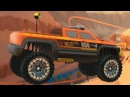 МАШИНКИ МОНСТР ТРАКИ ХОТ ВИЛС Мульт игра про машинки HOT WHEELS CARS Сложная