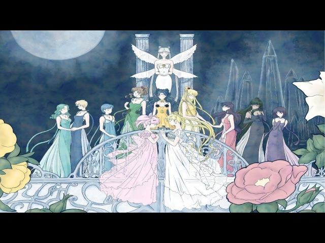 ► Lindsey Stirling - Crystallize AMV「Sailor Moon Crystal」1080p ᴴᴰ