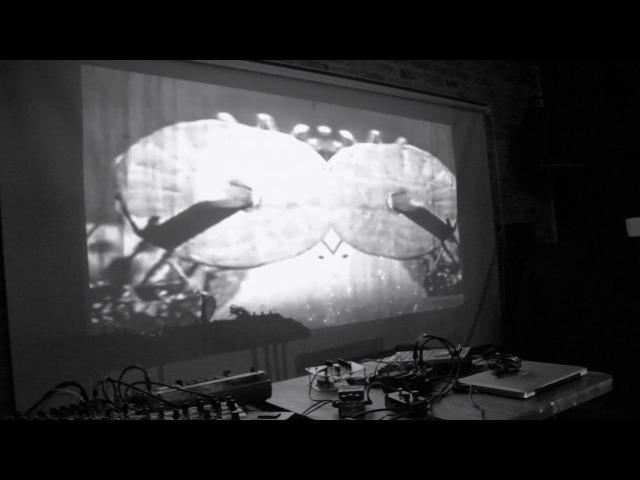 AyatollaH/Filipo Laresca-M.G.K. LIVE AT THE MUSIC FOR THE SHEEP III MATIK-MATIK BOGOTÁ JULIO 19 2017