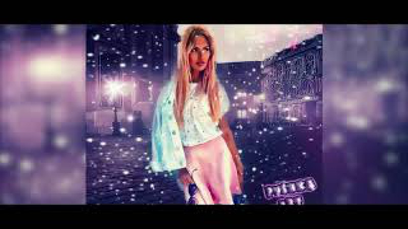 Victoria Bonya fashion style digital art painting