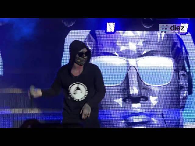 Carla's Dreams Te rog Coke Live 2016