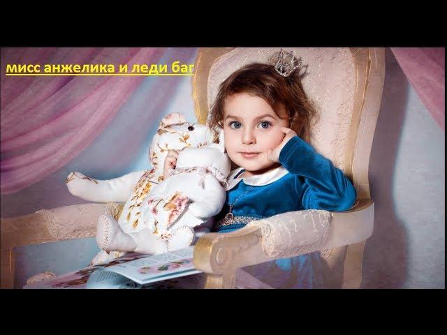 Распаковка куклы Леди Баг в стиле лол на канале миссис Анжелика.
