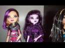 Обзор на мою коллекцию кукол